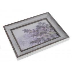 Unihouse Fotorámeček lemovaný světlý 13 x 18 cm