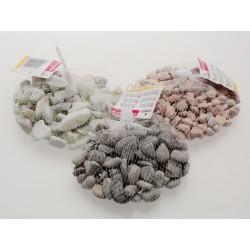 Unihouse Dekorační kamínky v pytlíku přírodní 500 g