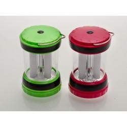 Unihouse Lampa plastová 8 LED s úchytem 8 x 12 cm