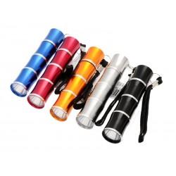 Unihouse Baterka 1 LED 2 x 9,5 cm mix barev