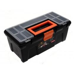 Unihouse Box na nářadí plast 13 x 16 x 32,5 cm - černý