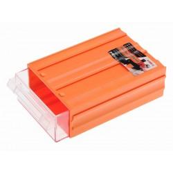 Unihouse Pořadač na nářadí 4 x 8,5 x 12 cm - oranžový