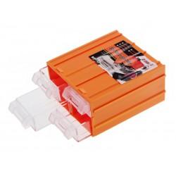Unihouse Pořadač na nářadí 6 x 11 x 12 cm - oranžový