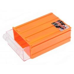 Unihouse Pořadač na nářadí 5 x 10 x 14 cm - oranžový