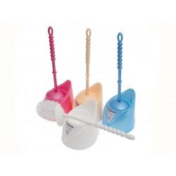 Unihouse Souprava WC plastová zkosená 39 x 13,5 x 15 cm