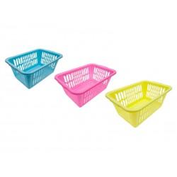 Unihouse Úložný box/košík plastový 25 x 39 x 57 cm