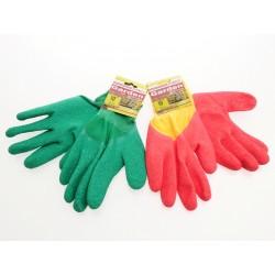 Unihouse Pracovní rukavice 25 cm gumové 1 pár