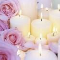 Svíčky a aroma lampy